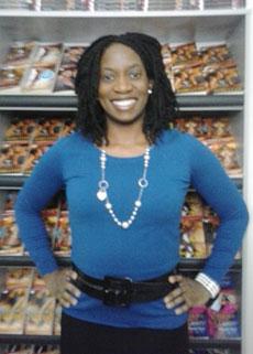Author Pamela Yaye